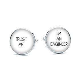 Manžetové knoflíčky Inženýr