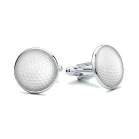 Manžetové knoflíčky Golfový míček
