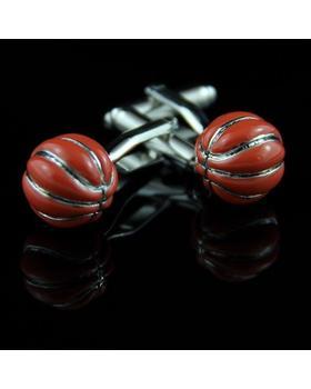 Manžetové knoflíčky Basketbal