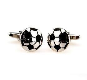 Manžetové knoflíčky fotbal