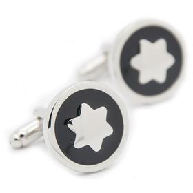 Manžetové knoflíčky hvězda