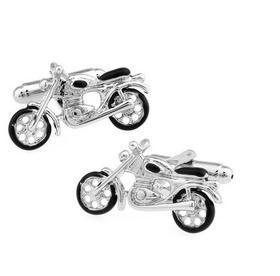Manžetové knoflíčky motorka