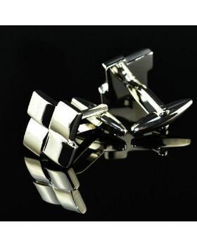 Manžetové knoflíčky mozaikový kříž