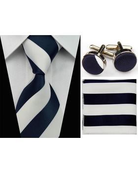 Manžetové knoflíčky s kravatou Néreus