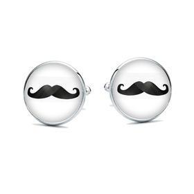 Manžetové knoflíčky Movember