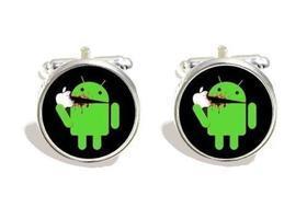 Manžetové knoflíčky - Apple vs Android