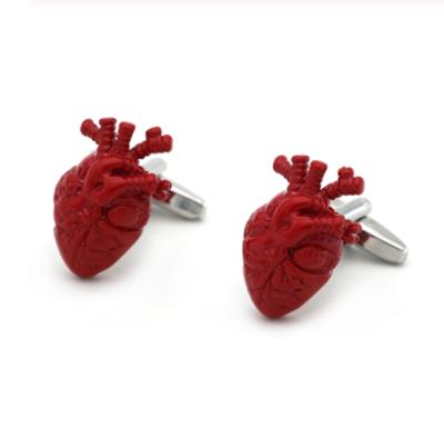Manžetové knoflíčky pro kardiology