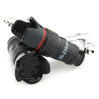 Manžetové knoflíčky objektiv fotoaparátu