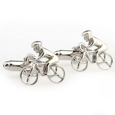 Manžetové knoflíčky Cyklistika