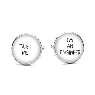 Manžetové knoflíčky Inženýr - 1