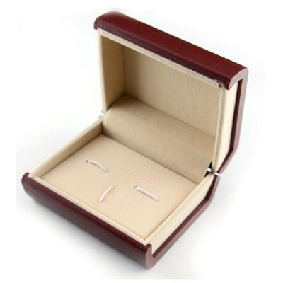 Krabička pro manžetové knoflíčky červená - 1