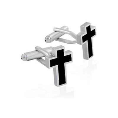 Manžetové knoflíčky křesťanský kříž