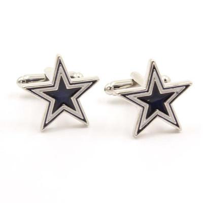 Manžetové knoflíčky Black star