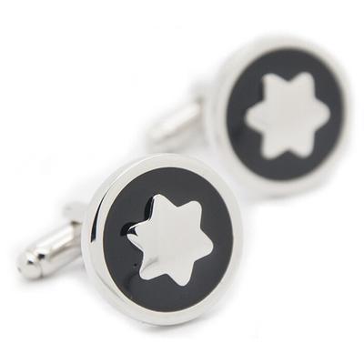 Manžetové knoflíčky hvězda - 1