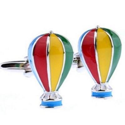 Manžetové knoflíčky létající balón