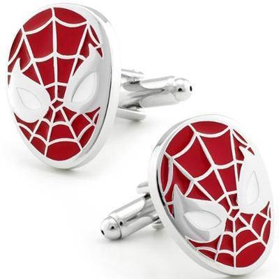 Manžetové knoflíčky Spider Man - 1