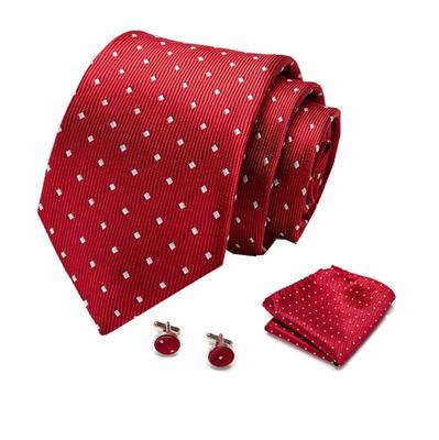 Manžetové knoflíčky s kravatou Niké