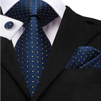 Manžetové knoflíčky s kravatou - Apollón