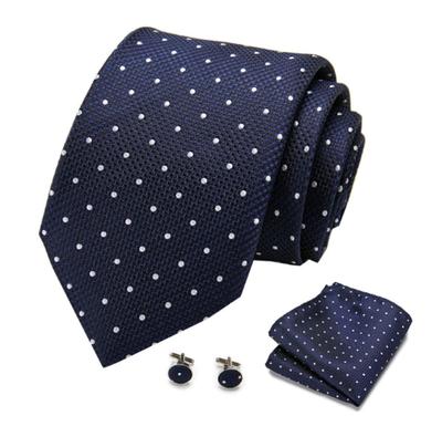 Manžetové knoflíčky s kravatou Sapfo