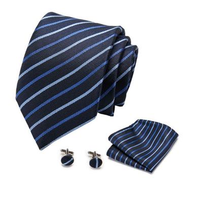Manžetové knoflíčky s kravatou Zeus