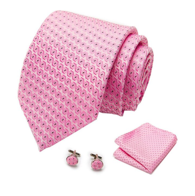 Manžetové knoflíčky s kravatou Zefyros