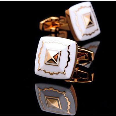 Manžetové knoflíčky Egypt pyramida