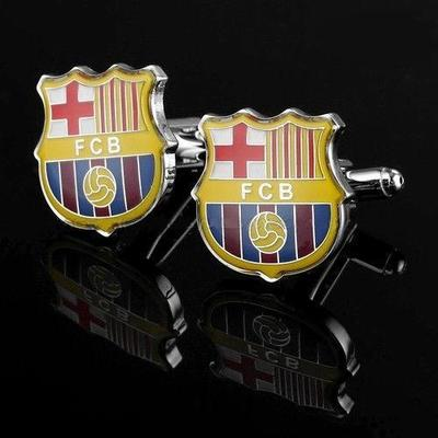 Manžetové knoflíčky FC Barcelona