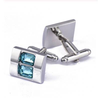 Manžetové knoflíčky Modrý kámen