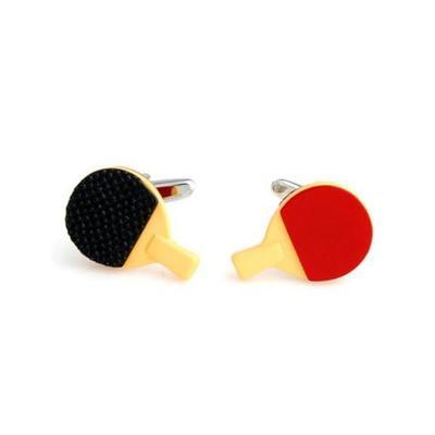 Manžetové knoflíčky ping pong stolní tenis