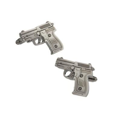 Manžetové knoflíčky pistole