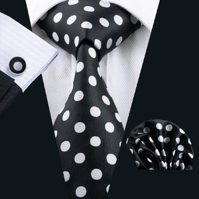 Manžetové knoflíčky s kravatou - Artemis