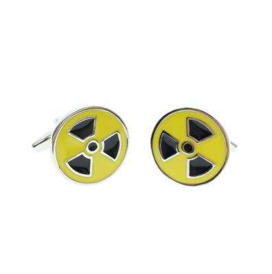 Manžetové knoflíčky radiace