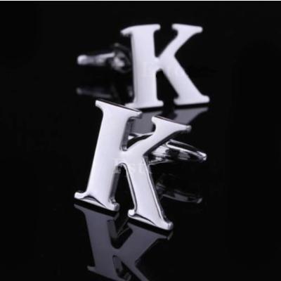 Manžetové knoflíčky písmeno K