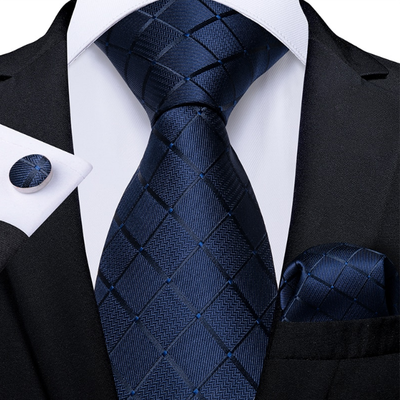 Manžetové knoflíčky s kravatou Eris