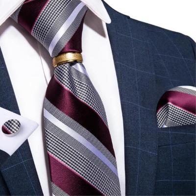 Manžetové knoflíčky s kravatou - Chronos