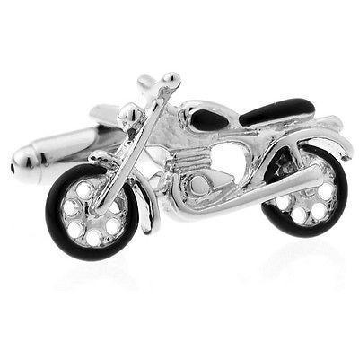 Manžetové knoflíčky motorka - 2