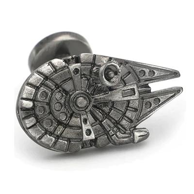 Manžetové knoflíčky Millennium Falcon - Star Wars - 2
