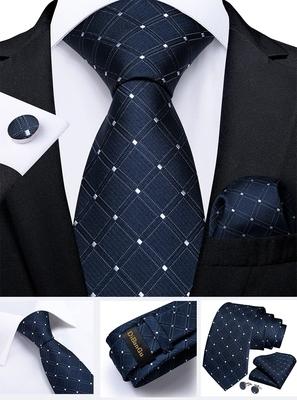 Manžetové knoflíčky s kravatou Marsyas - 2